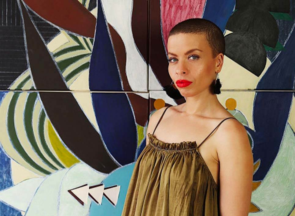 Tiffanie Delune - Reiffers Art Initiative