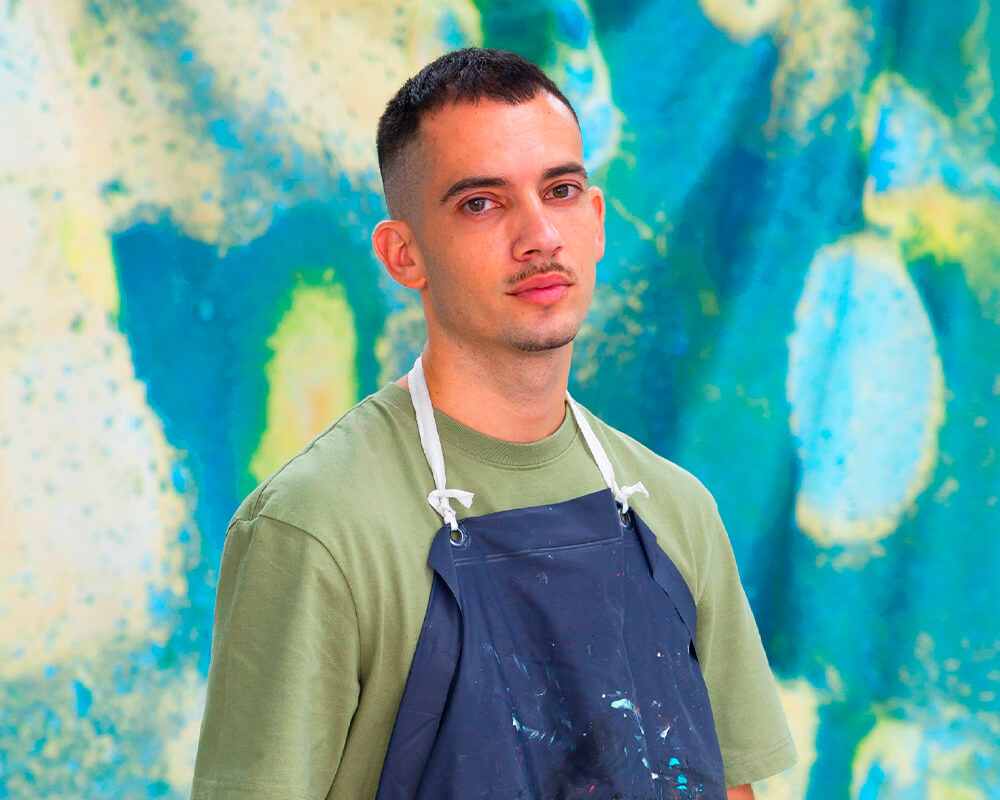 Raphaël Barontini - Reiffers Art Initiative
