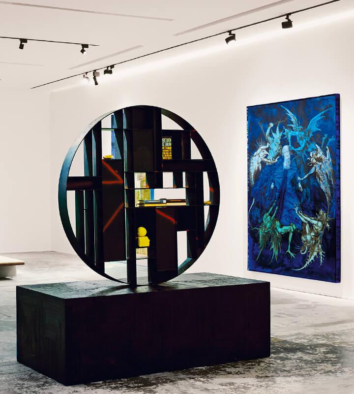De nombreuses collaborations artistiques y ont été présentées au public ces cinq dernières années.