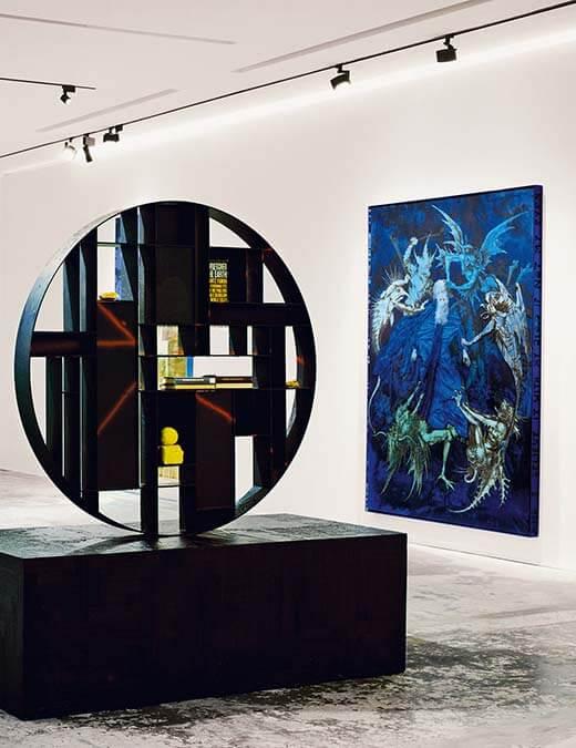 New<br>American Art<br><span>Rashid Johnson et Matthew Day Jackson</span><br>octobre 2015